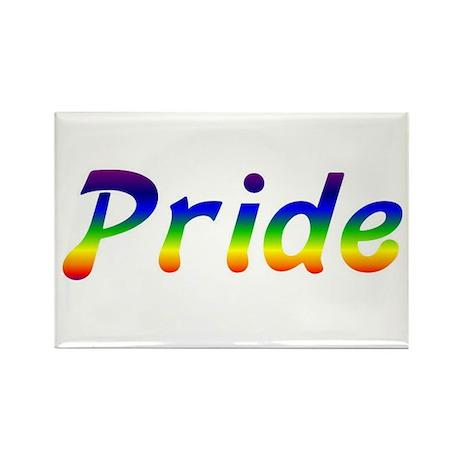 """Pride"" Rectangle Magnet"