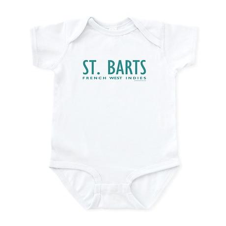 St. Barts FWI - Infant Creeper