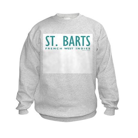 St. Barts FWI - Kids Sweatshirt