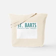 St. Barts FWI - Tote Bag