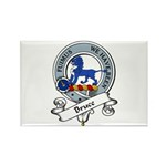 Bruce Clan Badge Rectangle Magnet (10 pack)