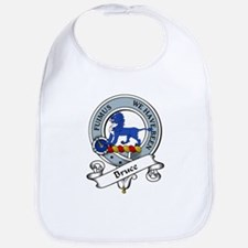 Bruce Clan Badge Bib