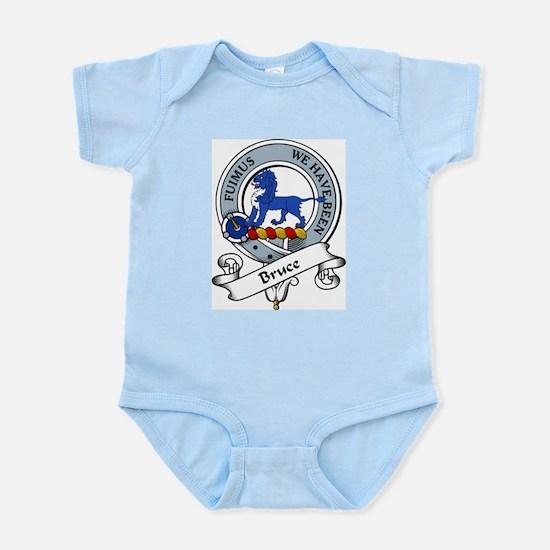 Bruce Clan Badge Infant Creeper