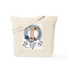 Brodie Clan Badge Tote Bag