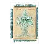 Old Green Tree Postcards (Package of 8)