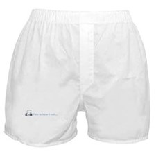 This is how I roll golf gift Boxer Shorts