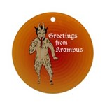 Krampus Yule Tree Ornament