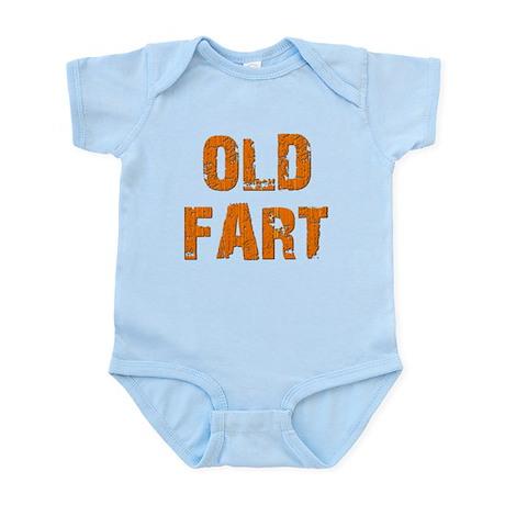Old Fart Infant Bodysuit