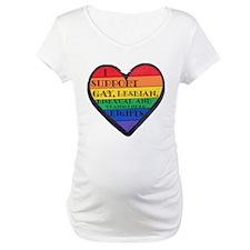 I Support GLBT Rights Shirt