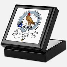 Boswell Clan Badge Keepsake Box