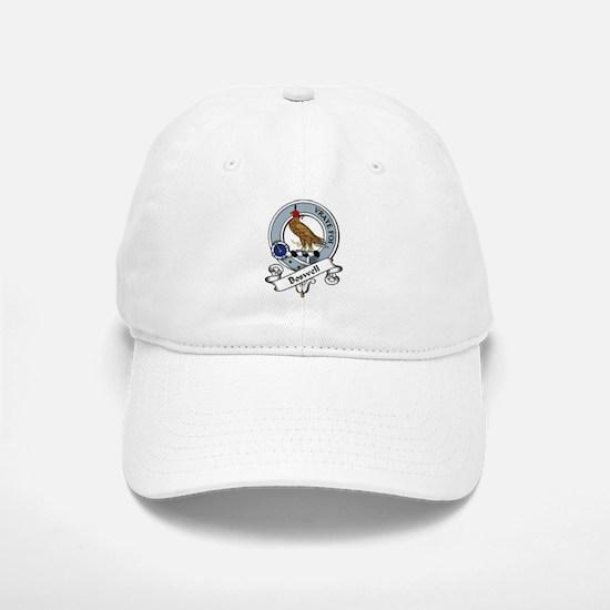 Boswell Clan Badge Cap