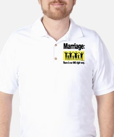 Marriage - T-Shirt
