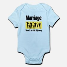 Marriage - Infant Bodysuit