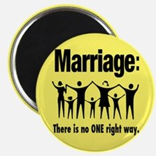 Marriage - Magnet