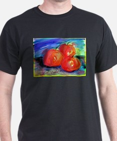 Red Apples, Bright, T-Shirt