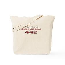 4-4-2 Vintage Tote Bag