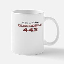 4-4-2 Vintage Mug