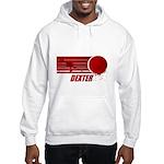 Dexter Blood Spatter Hooded Sweatshirt