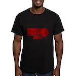 Dexter Blood Spatter Men's Fitted T-Shirt (dark)