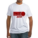 Dexter Blood Spatter Fitted T-Shirt