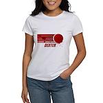 Dexter Blood Spatter Women's T-Shirt
