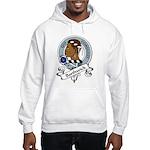 Borthwick Clan Badge Hooded Sweatshirt