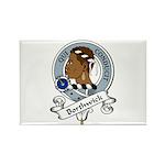 Borthwick Clan Badge Rectangle Magnet (10 pack)