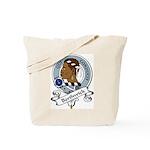Borthwick Clan Badge Tote Bag