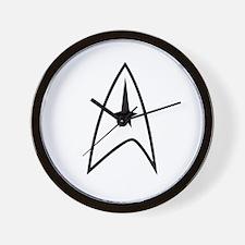 Star Trek Wall Clock