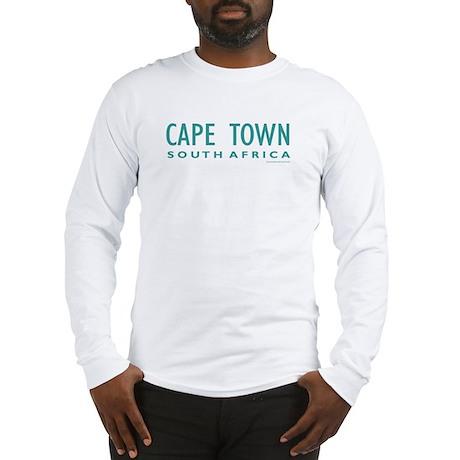 Cape Town SA - Long Sleeve T-Shirt