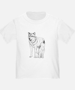 Kids Wolf Baby Clothes & Gifts