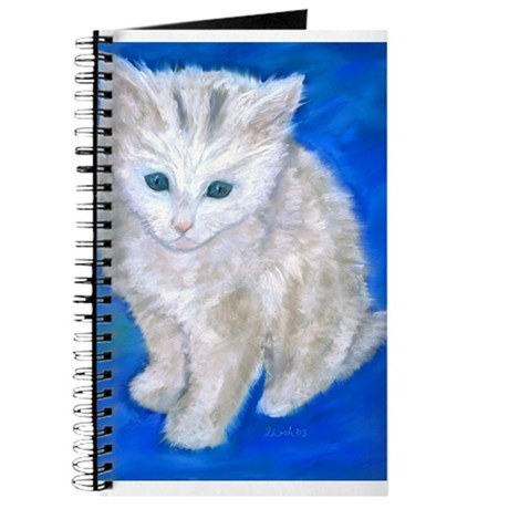 White Kitten Journal