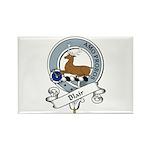 Blair Clan Badge Rectangle Magnet (10 pack)