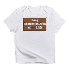 Bong Recreation Area Infant T-Shirt