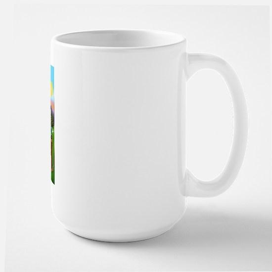 Joy of Golf 1 Large Mug