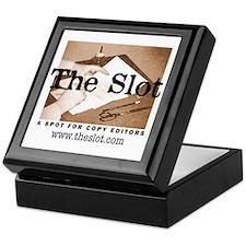 Unique Slots Keepsake Box