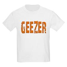 Geezer Over The Hill T-Shirt