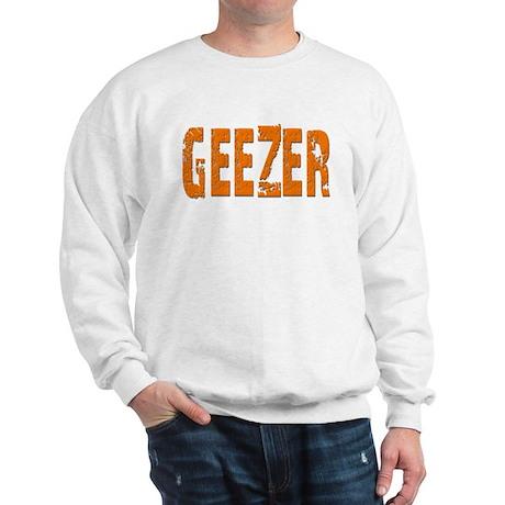Geezer Over The Hill Sweatshirt