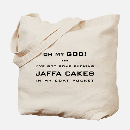 Spaced Jaffa Cakes Tote Bag