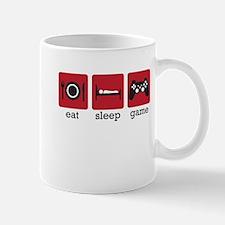 Eat Sleep Game Small Small Mug