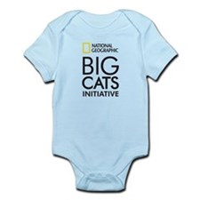 Big Cats Initiative Infant Bodysuit