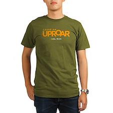 Cause an Uproar Organic Men's T-Shirt (dark)