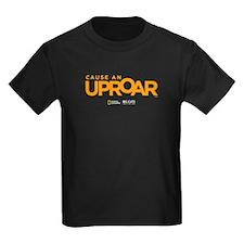 Cause an Uproar Kids Dark T-Shirt