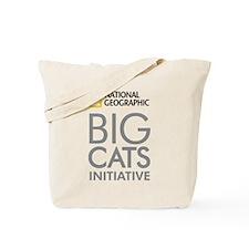 Big Cats Initiative Tote Bag