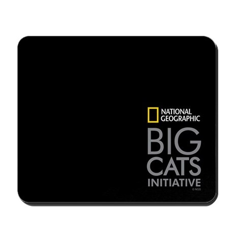 Big Cats Initiative Mousepad