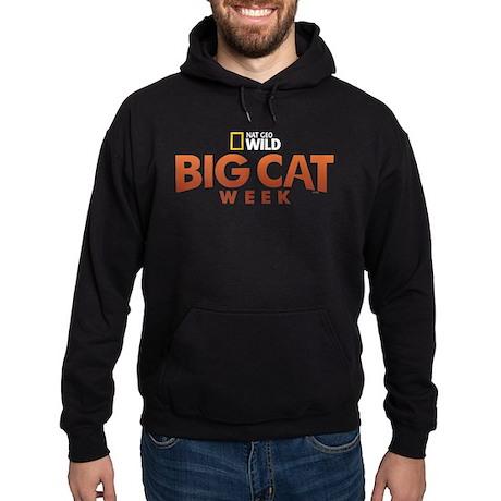 Big Cat Week Hoodie (dark)