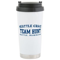 Team Hunt - Seattle Grace Stainless Steel Travel M