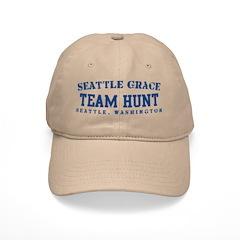 Team Hunt - Seattle Grace Baseball Cap