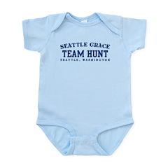 Team Hunt - Seattle Grace Infant Bodysuit