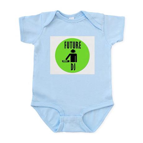 Future DJ Infant Creeper